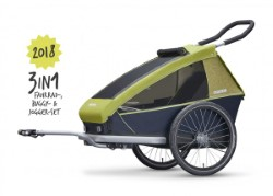 croozer kid for 1 modell 2018 fahrradanhaenger